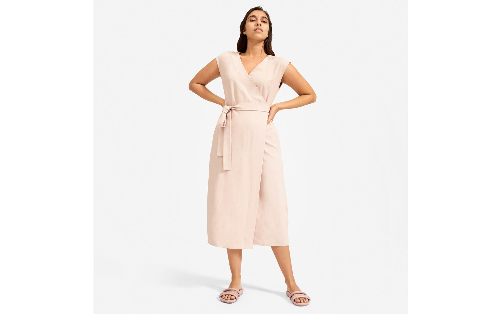 everlane-goweave-korte-mouwen-wrap-dress-EVERWRAP0319