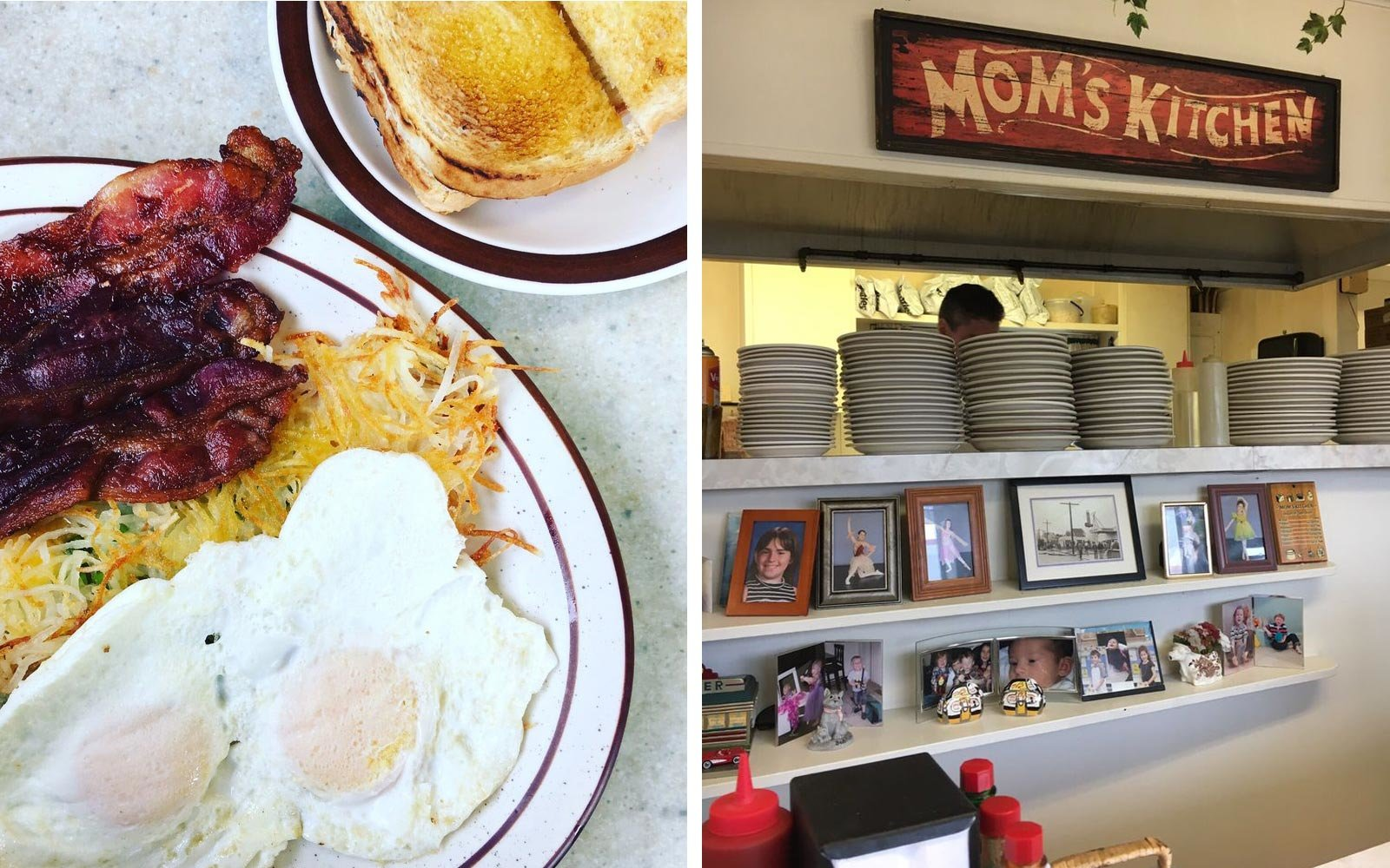 Mom's Kitchen, North Bend, OR